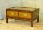A002 Vintage oriental style coffee table