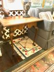 #495 & #496 Country French ash end tables