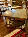 #942 Vintage 3 nest of tables